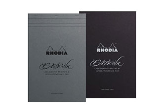 COLLABORATION RHODIA X PASCRIBE